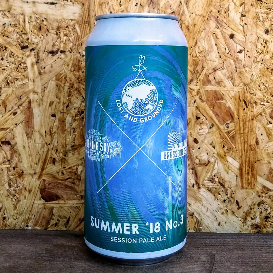 Lost and Grounded Summer 18 Session No 3 4.5% (440ml)