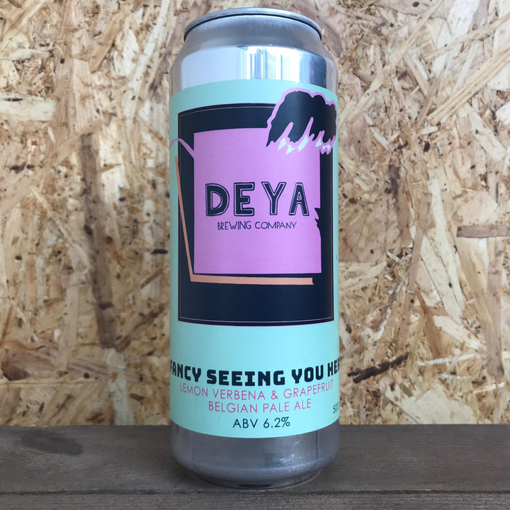DEYA Fancy Seeing you Here 6.2% (500ml)