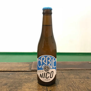 Orbit Nico Kolsch 4.8% (330ml)