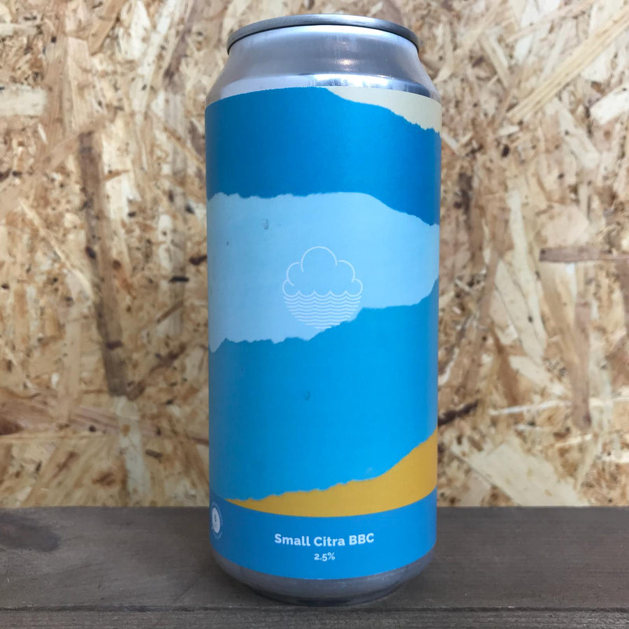 Cloudwater Small Citra BBC 2.5% (440ml)