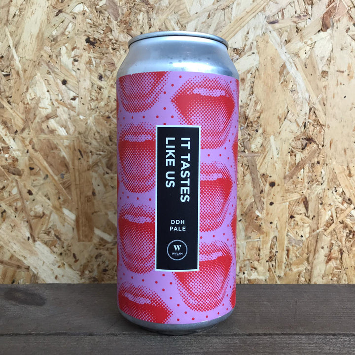 Wylam It Tastes Like Us DDH Pale 4.7% (440ml)