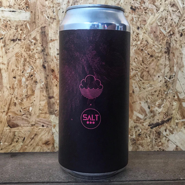Cloudwater x Salt Proper Export Stout 6.2% (440ml)