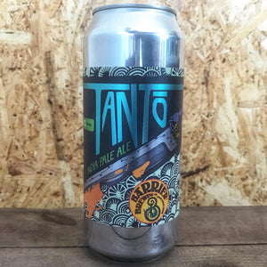 Barrier Tanto IPA 7.2% (473ml)