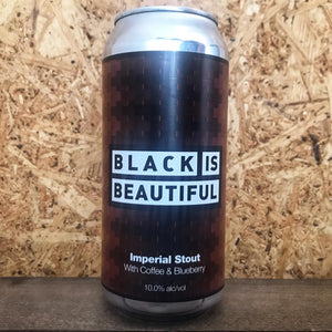 Unity Black is Beautiful Imperial Stout 10% (440ml)
