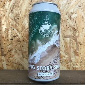 Lost and Grounded Long Story Short 3.5% (440ml)