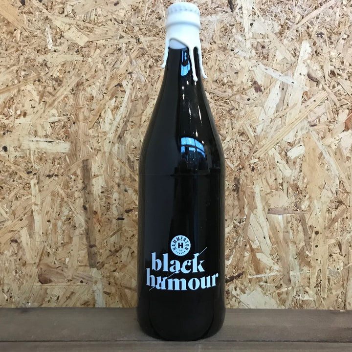 Hammerton Black Humour Barrel Aged Imperial Stout 11.2% (660ml)