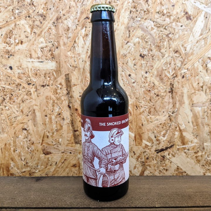 Anspach & Hobday The Smoked Brown 6% (330ml)
