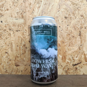 Burnt Mill Showers and Tidal Waves IPA 6% (440ml)