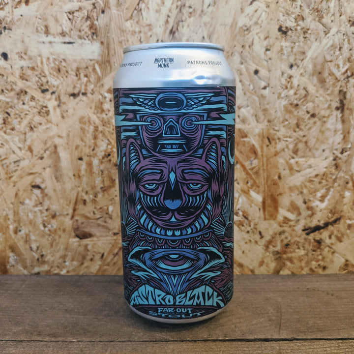 Northern Monk x Voodoo Brewery Astro Black 12% (440ml)