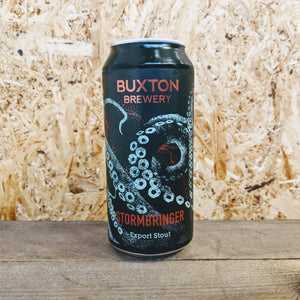 Buxton Stormbringer Export Stout 7.5% (440ml)