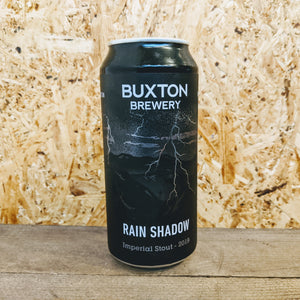 Buxton Rain Shadow 2019 Imperial Stout 10% (440ml)
