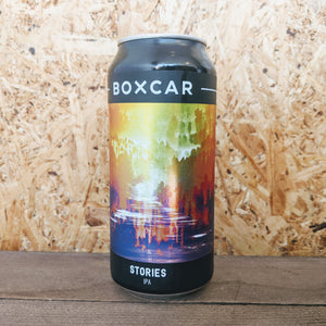 Boxcar Stories IPA 6.5% (440ml)