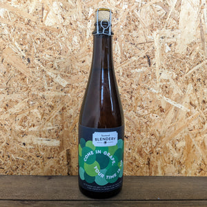 Beachwood Blendery Come In Grape, Your Time Is Up (Muscat) 8.5% (500ml)