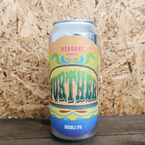 Verdant Further DIPA 8% (440ml)