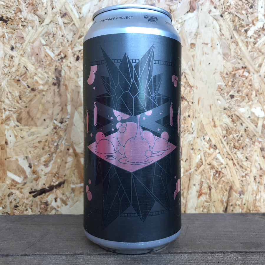 Northern Monk Patrons Project 19.01 Pigs Pigs Pigs Pigs Pigs Pigs Pigs Sweet Relief Grape Soda IPA 7% (440ml)