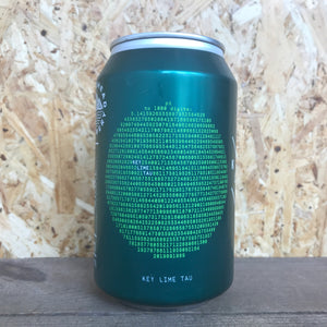 Hawkshead x Crooked Stave Key Lime Tau 6.28% (330ml)