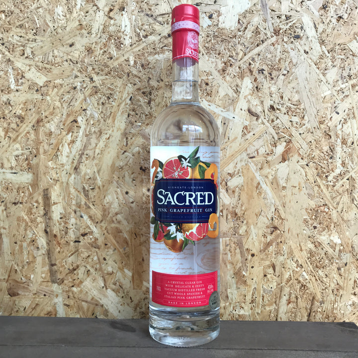 Sacred Pink Grapefruit Gin 43.8% (700ml)