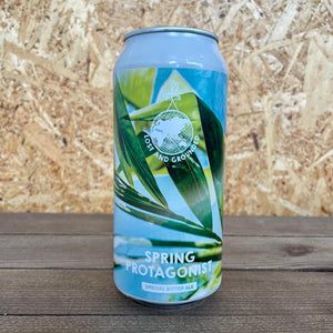 Lost and Grounded Spring Protagonist Bitter 4.8% (440ml)