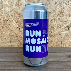 Neon Raptor Run Mosaic Run DIPA 8% (440ml)