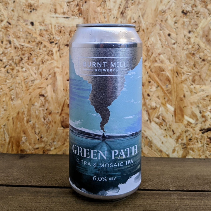 Burnt Mill Green Path IPA 6% (440ml)