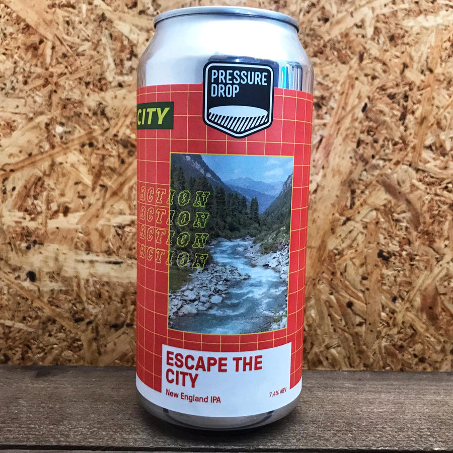 Pressure Drop Escape the City NEIPA 6.5% (440ml)