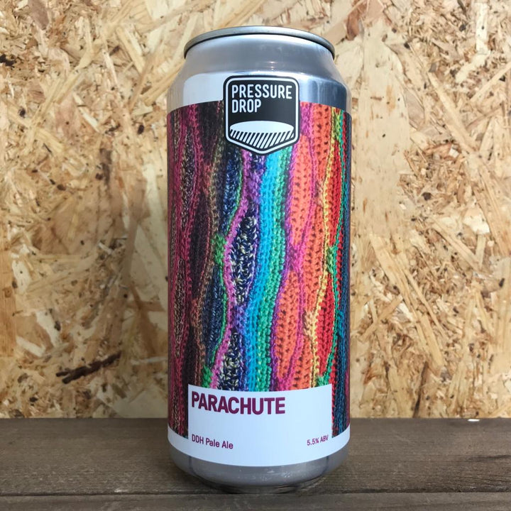 Pressure Drop Parachute DDH Pale 5.5% (440ml)
