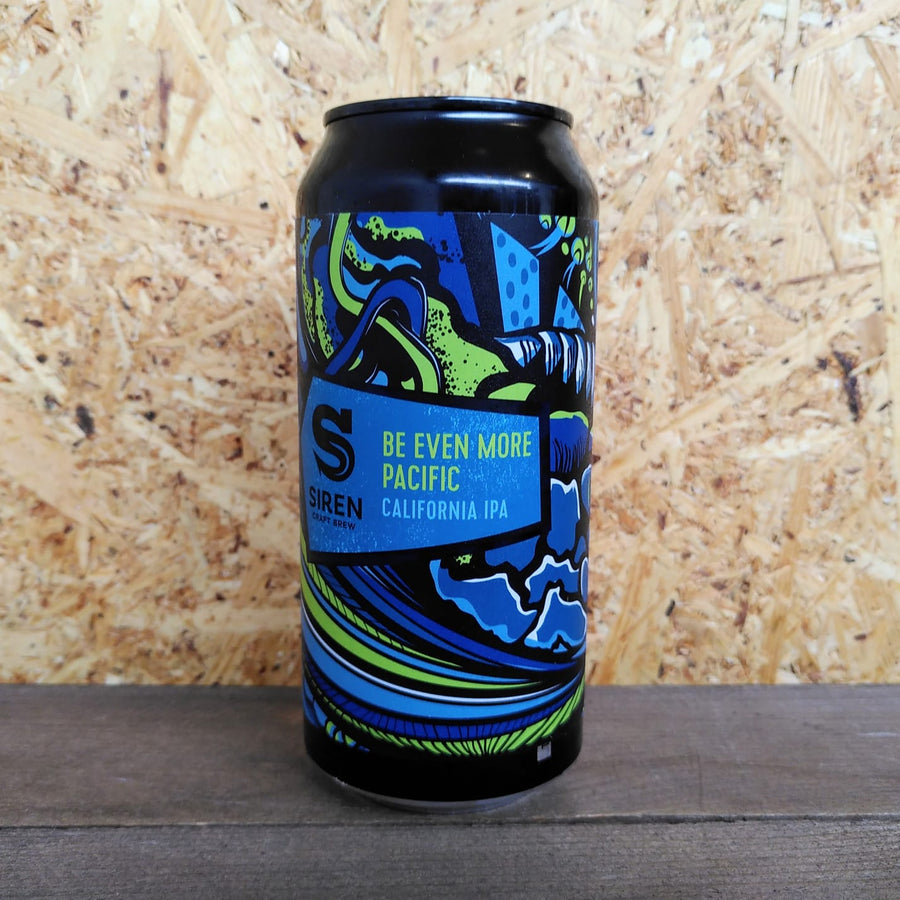 Siren Be Even More Pacific IPA 7.3% (440ml)