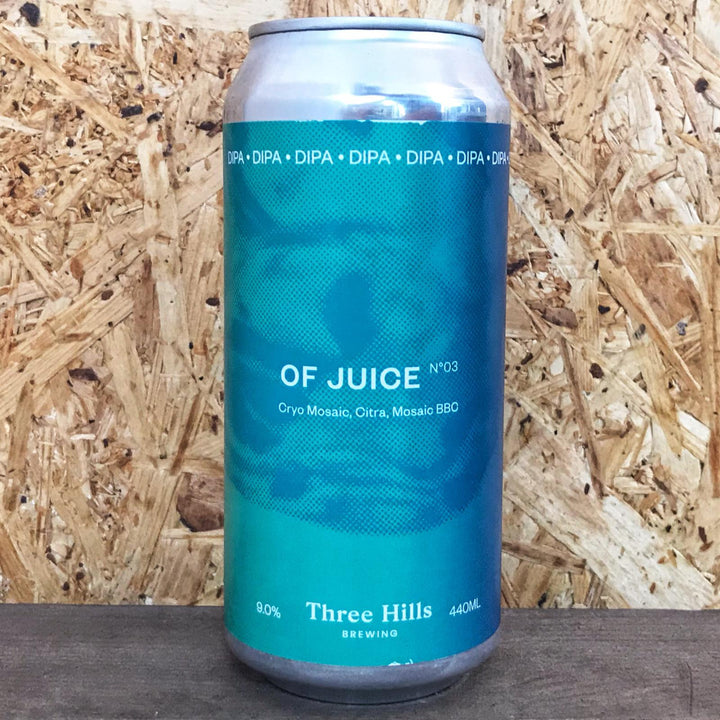 Three Hills Of Juice DIPA 9% (440ml)