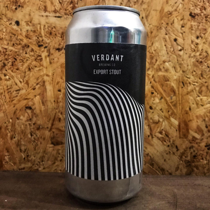Verdant Export Stout 7.7% (440ml)