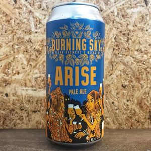Burning Sky Arise Pale Ale 4.4% (330ml)