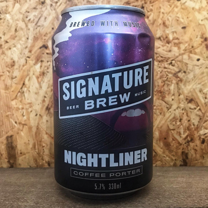 Signature Brew Nightliner Porter 5.7% (330ml)