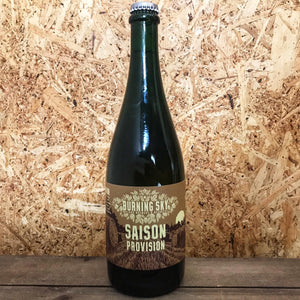 Burning Sky Saison a la Provision 6.7% (750ml)