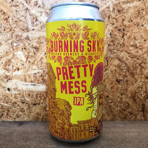 Burning Sky Pretty Mess IPA 7% (440ml)