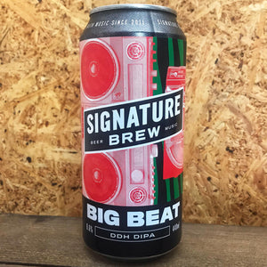 Signature Brew Big Beat DIPA 8.7% (440ml)