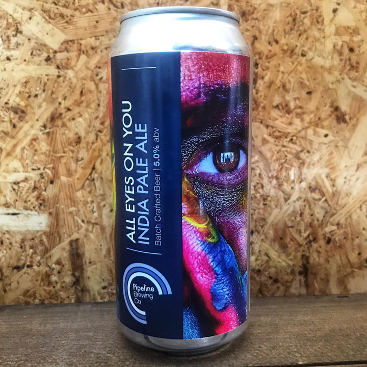 Pipeline All Eyes On You IPA 5% (440ml)
