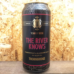 Thornbridge The River Knows Sour 6% (440ml)