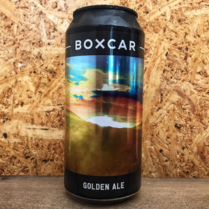 Boxcar Golden Ale 3.6% (440ml)