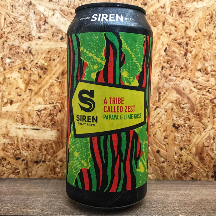 Siren A Tribe Called Zest Sour 4.2% (440ml)