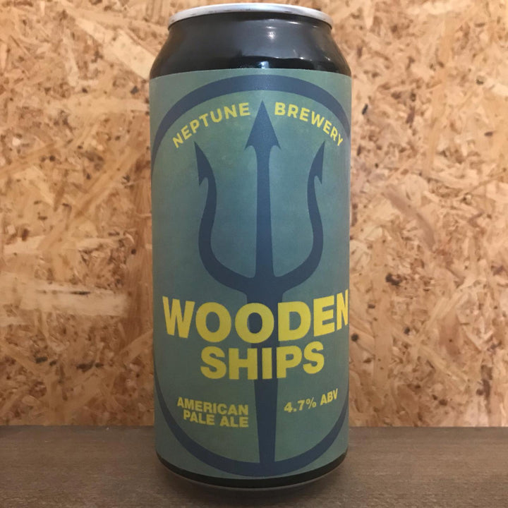 Neptune Brewery Wooden Ships Pale Ale 4.7% (440ml)