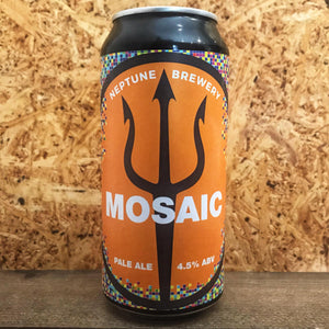 Neptune Brewery Mosaic Pale Ale 4.5% (440ml)