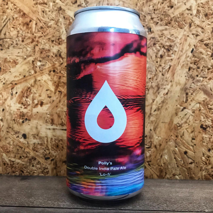 Polly's Lo-Fi DIPA 8% (440ml)
