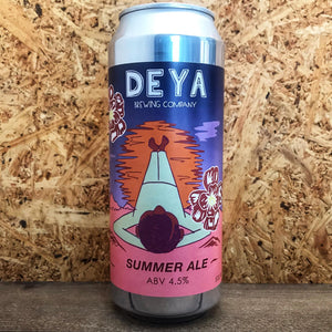 DEYA Summer Ale 4.5% (500ml)
