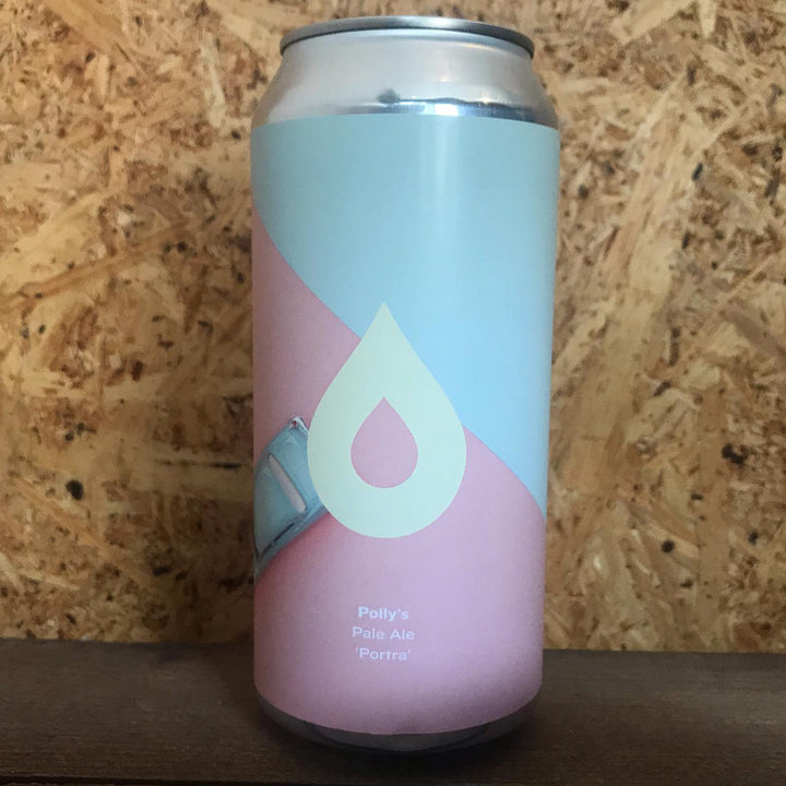 Pollys Portra Pale Ale 5.2% (440ml)