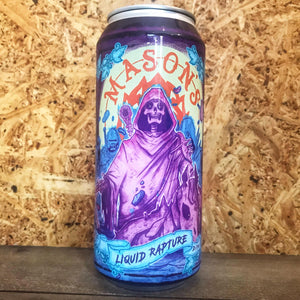 Masons Brewing Co Liquid Rapture DIPA 8.2% (473ml)