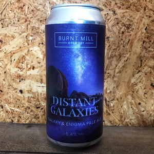 Burnt Mill Distant Galaxies Pale Ale 5.4% (440ml)
