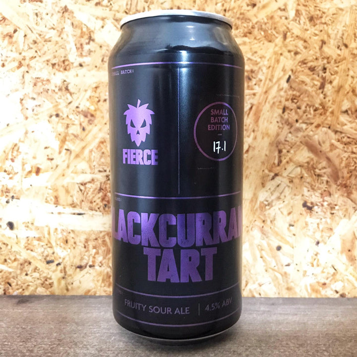 Fierce Blackcurrant Tart 4.5% (440ml)