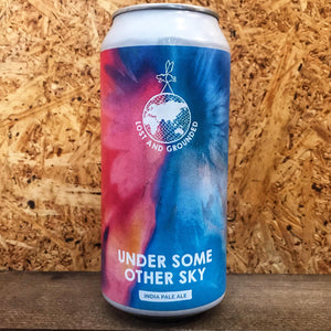 Lost & Grounded Under Some Other Sky IPA 6.5% (440ml)