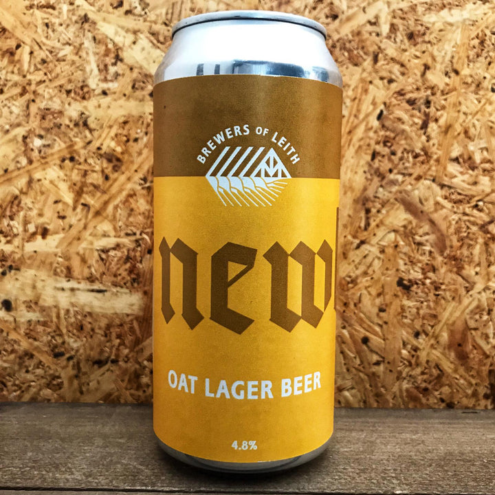 Newbarns Oat Lager 4.5% (440ml)