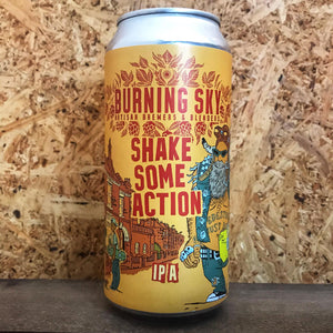 Burning Sky Shake Some Action IPA 7% (440ml)
