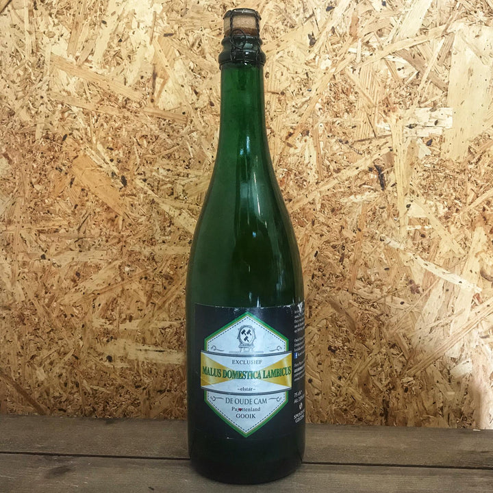 De Cam Malus Domestica 2018 Apple Lambic 7% (750ml)